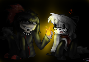 Gift: Here's a Light. by Artizluv