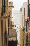 Vieste narrow view with sea 2 by st2wok