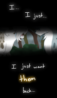 .:TSC:. [how could you] by Fimbulvetrstar