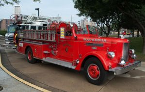 old Pirsch pumper by wolvesone