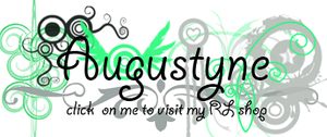 My Gaia Signature (commissioned by me) by Augustyne