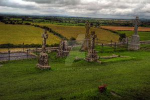 Rock of Cashel 22 by sandpiper6