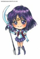 Sailor Saturn by saniika