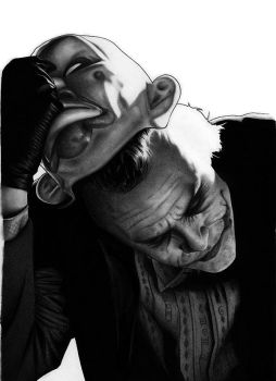 The Man Who Laughs by DMThompson