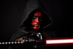 Darth Maul ...ly! by sweetassjuice