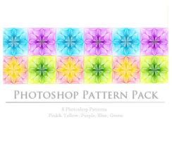 Photoshop Patterns Pack by MKho