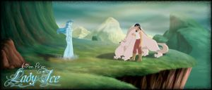 Lady Ice Production Still 45 by LPDisney