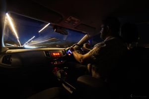 Night Drive by CapturingTheNight