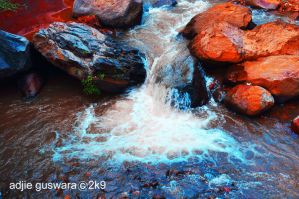 go with the flow by adjieguswara-art