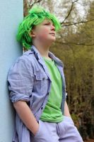 Spike Cosplay by Cubie-Panda