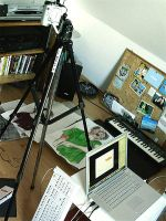 "My ""studio"" :D by logaan"