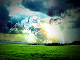 The Rising Of Earth by Robbo112233