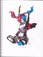 Harley Quinn-Suicide Squad by kesha18Anime17