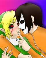 Ben Drowned x Masky by KimchiJaeWoo