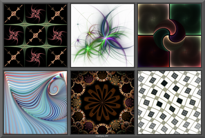 Unreleased Fractals 2011 by rvallync
