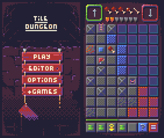 Tile Dungeon update by fusecore