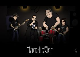 HumdinGer Promo Pic by ReallyAngry