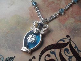 The Light of Earendil Necklace by xAngel-Of-Nightmares