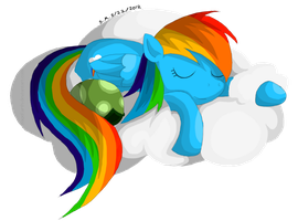 Rainbow Nap by TierraVerde