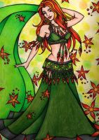 Dawn Belly Dance by LaceChenault