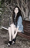 park bench by Yair-Leibovich