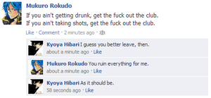 mukuro's shots .khr fb. by Its-Terian