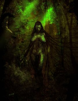 Dryad by weaselpa