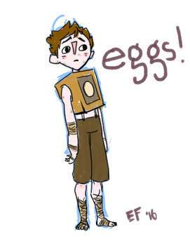 Eggs by EmmaFlorian