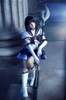 Eternal Sailor Saturn by Mao-No-Oni