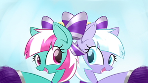 Cheerleader Ponies by AceRSIII