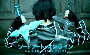 SWORD ART ONLINE KIRITO EPIC COVER PICTURE by K-I-M-I