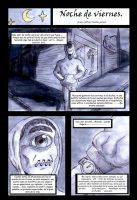 Friday night comics page 1 by deinoscaos