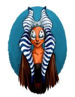 Shaak Ti by msciuto