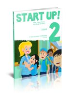Capa Start Up - Stage 2 by BSilustracoes