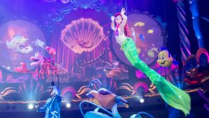 Disneysea Mermaid Lagoon Theater Under The Sea by Futaba2