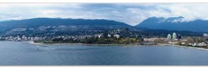 Vancouver panorama by sdawg