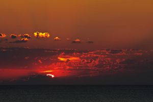 Lava in the sky by mariustipa