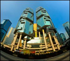 Lippo Tower by partoftime