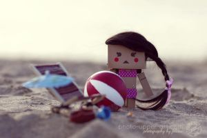29-52 CTL2013 - Lilly at the beach by FeliDae84