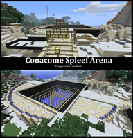 Conacome Spleef Arena by AaronMk