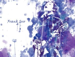 Frank color Iero by dragon-flies