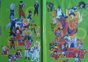 BOOKDRAWING-DRAGONBALL_FB=03 by eduaarti