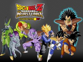Dragon Ball Z Burst Limit by The-Lonely-Wolf