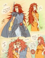 Thundercats - Families part 1 by piku-chan
