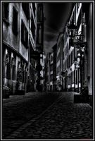 dark alley by andreasbf