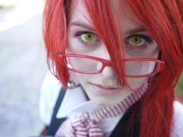 Eyes of a Shinigami by dsebs