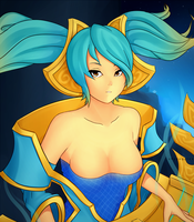 Sona - OLD by shyGoggles