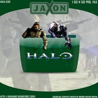 Colorflow Halo Icon by JayJaxon