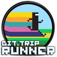 Bit.Trip Runner - Icon by Blagoicons