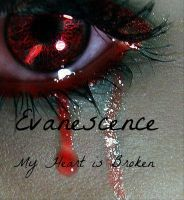 Evanescence - My Heart Is Broken by CrazyEvilGirlie